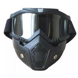 Goggles Mask / Masker Kacamata Baru