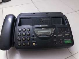 Panasonic fax machine kx-ft21