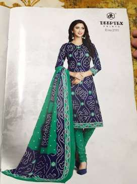 chundri dress material