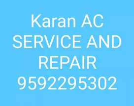 Karan AC service and REPAIR