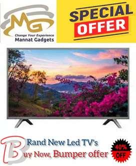 40 inches ]  LED TV With Warranty // 1 Yr Warranty