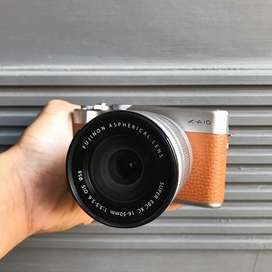 Fujifilm XA10 Kit Fullsetbox