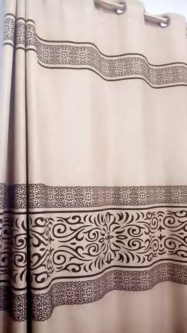 selling curtains one year used