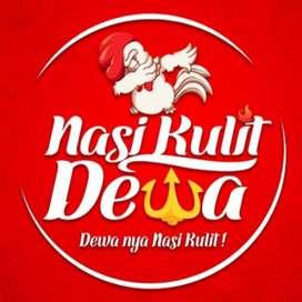 Dicari Cook / Kasir Full Time / Part Time di Nasi Kulit Dewa Kuningan