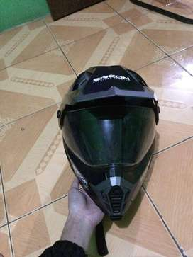 Dijual Helm Cargloss Supermoto