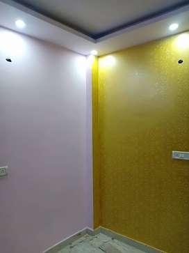 1BHK near metro station in uttam nagar at 13 Lacs with 90% Bank Loan