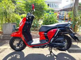 Honda New Scoopy Sporty 2021 ( PJK 04-2022 ) Kunci 2 Muluss Mantul