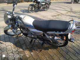 Aug 2015 New tyre new chein set first onwer good condition