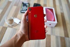 IPHONE XR 64GB RED