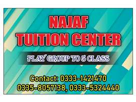 Tuition center