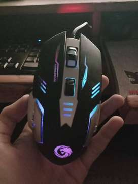 Gaming Mouse rgb 6 buttons