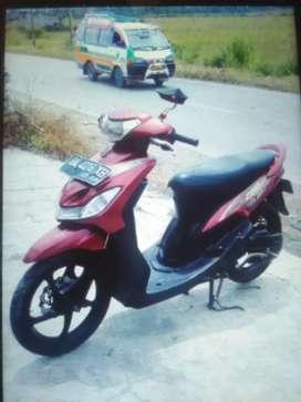 Mio 2009 yamaha