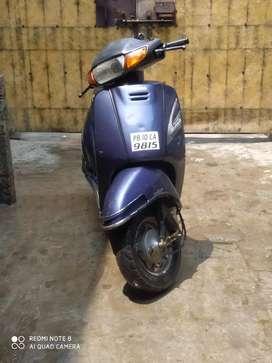 Honda Activa Navy Blue