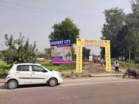 On raibareli road commercial also available