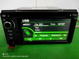 HU ORI TOYOTA INOVA DVD USB AUXIN HP (UDIN AUDIO)