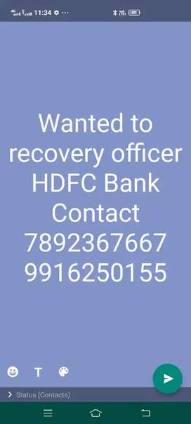 Off Role HDFC Bank