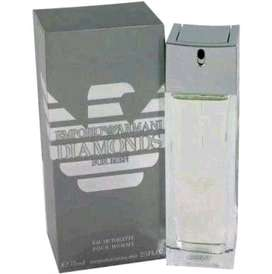 emporio armani diamond for men edt 75ml