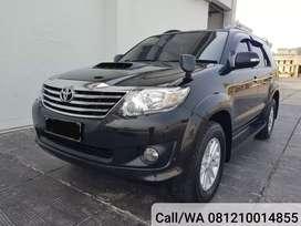 Toyota Fortuner VNT 2013.TDP Rp 30 juta