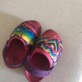 Sepatu crocs size 8c / 25 insole 15,5 cm