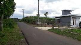 Di Jual CEPAT!! Kavling pinggir jalan desa Cimau Jasinga BOGOR