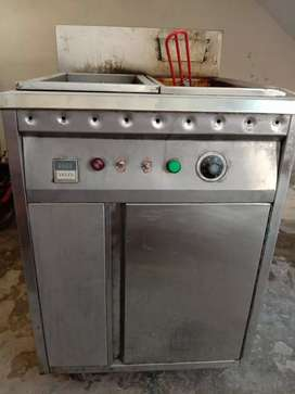 Electric gass fryer for sell