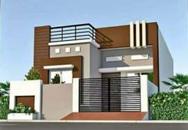 Independent house in jamul near nandini road.