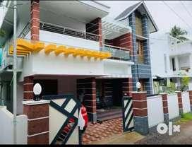 3 bhk 1900 sft 4 cent posh house at aluva choondy near ettekkar church