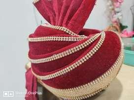 New Designer Groom wedding Turban