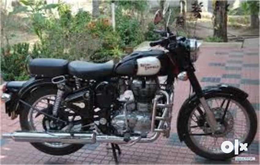 Very good condition bike classic 350cc