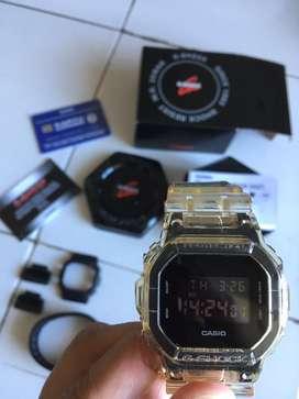 Dijual G - Shock DW 5600 Original + Bnib jelly