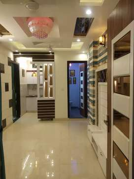 Corner flat 2bhk furnished flat at Dwarka mor metro