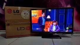 "LED TV LG 22"" 22LB450A USB Player Support Full SET"
