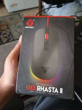 Fantech G13 Rhasta II Wired 2400DPI Gaming Mouse