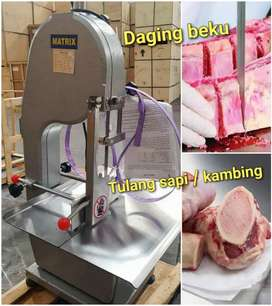 Promo Mesin Potong Tulang/Daging Beku