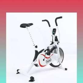 sepeda statis platinum bike twen S-667 alat fitnes