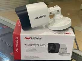 Paket Super Komplit CCTV HIKvision Tinggal sediakan TV saja