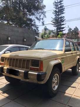 Cherokee limited 1996