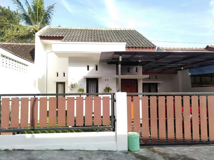 Rumah disewakan Kulon Progo