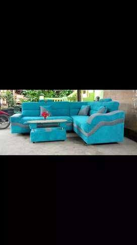 Sofa new minimalis L carlo