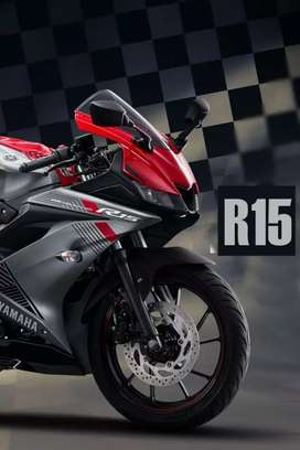 Brand new R15 version 3 Available on rent