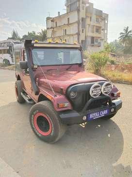 Mahindra Thar CRDE 4X4 BS IV, 2011, Diesel