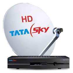 TATASKY HD DTH 1 YEAR FREE