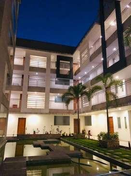 2BHK semi furnished flat at edappally Cheranalloor near Aster/ Amrita
