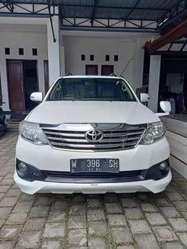 Toyota Fortuner G Luxury 2.7 AT Bensin TRD SPORTIVO Facelift 2011