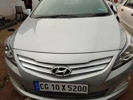 Hyundai Verna, 2015, Diesel