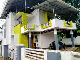 thrissur aanakale bus route frontage 5,500 cent 3 bhk villa