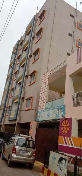 New 2 BHK flat for sale in Laxmiguda.