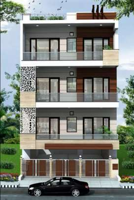 3 BHK flat for sell in Mianwali colony
