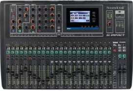 Soundcraft si impact sel