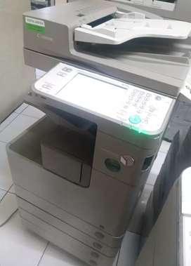 Jual mesin Fotocopy Canon IR Advance Bonus Paket Bisa Scan dan Print
